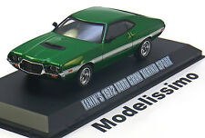 1:43 Greenlight Ford Gran Torino from the movie Fast&Furious 1972