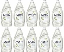 10-Pack Gentle Ivory Dishwashing Dish Detergent Liquid Soap Classic Scent 24 Oz