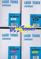 SET OF TR-TN328 TONER COMPATIBLE WITH BROTHER HL-4150CDN,HL-4570CDW,HL-4570CDWT