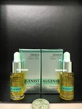 2 x NIB Algenist Genius Liquid Collagen 3.7ml / 0.13oz each