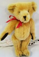"""Bedford Collectors Bears Mohair Jointed 11"""" Bear"""