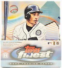 2020 Topps Finest бейсбол хобби 2 мини коробки на мастер коробка 6 упаковок мини коробка