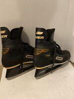 Bauer Supreme 3000 Tuuk +  Ice Hockey Skates SIZE 9