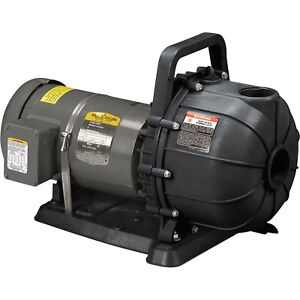 PACER SE2EL D2.OC ELECTRIC PUMP, SELF PRIMING, 2 HP, 3-PHASE, 110 GPM, NEW!