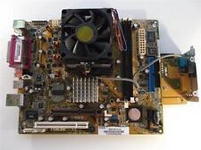 Asus Sockel 754 K8ST/DP Rev 1.02 Mainboard mit AMD Sempron 3100 1.80 GHz CPU