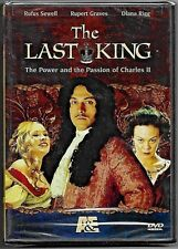 The Last King Power and Passion of Charles II DVD New Sealed Rare OOP A&E