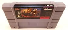 Dirt Trax FX (Super Nintendo Entertainment System, 1995) SNES Cleaned Tested