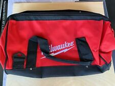 Milwaukee Tool Bag Approx 16X10X11 6 Pouches