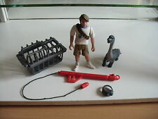 Kenner Jurassic Park Tim Murpy + Items