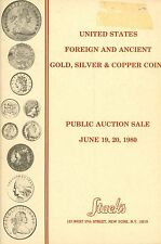US Foreign & Ancient Gold Silver & Copper Coins STACK'S Auction Catalog Sale