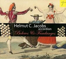 Helmut C Jacobs - Boleros and Fandangos  A European Success Story [CD]
