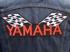 GRAND ECUSSON PATCH THERMOCOLLANT aufnaher toppa / YAMAHA moto motard motogp
