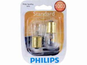 For 1989-1992 Mitsubishi Mirage Courtesy Light Bulb Philips 58977YJ 1990 1991