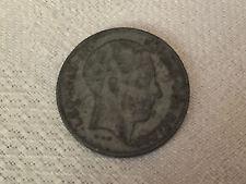 2 belgische Münzen 1941 & 43 König 5 belgische Franc Leopold III