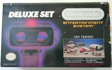Nintendo NES Deluxe Set Video Game Console PAL TESTED BOXED