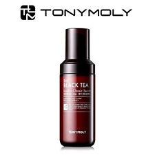 [Tonymoly] The Black Tea London Classic Serum 55ml / Anti-wrinkle / Korea-Beauty