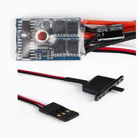 Trendy 10A Brushed ESC Motor Speed Controller for RC Car Boat Tank Without Brake