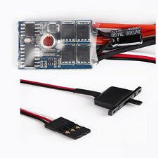 New 10A Brushed ESC Speed Controller for RC Car Boat Tank Without Brake skid