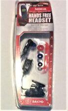 GE/Sanyo Hands Free Headset Earbud Nokia 5100 6100 7100 Series  & Model 3285