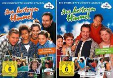 8 DVDs * AUS HEITEREM HIMMEL - STAFFEL 4 + 5 IM SET # NEU OVP %