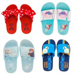 Olaf/'s adveture Frozen Children Summer Outdoor Beach Flip Flop Boys Girl Sandal