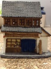 MODEL TRAIN PLASTIC MODEL KIT CHINESE STYLE HOUSE GROCERY STORE