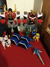 Power Rangers Samurai Megazord Bull Zord Parts Lot