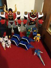 Power Rangers Samurai Megazord Bull Zord Parts Lot