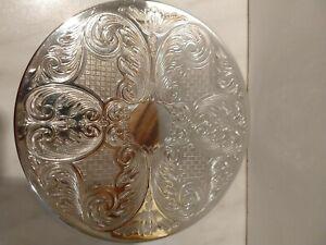 1 Smart ARTHUR PRICE Vintage Art Nouveau Style Silver Plate Table Mat -12+ Avail