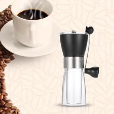 Manual Ceramic Burr Coffee Grinder Maker Espresso Coffee Bean Grinding Set E8C7