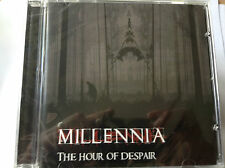 Millennia - Hour of Dispair (2008) SEALED FAST POST CD