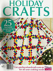 HOLIDAY CRAFTS TO MAKE NO 3. MAGAZINE 2013. PATTERN SHEETS ATTACHED.