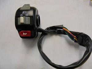 TGB R125X LEFT SWITCH GEAR