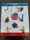 BIG BANG THEORY Blu-ray Complete Series 1-12 DVD Boxset New & Sealed