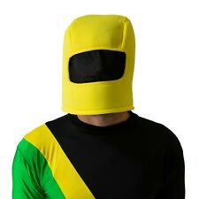 Adults Cool Runnings Jamaican Bobsleigh Team Hat Accessory Costume Fancy Dress