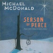 Season of Peace - The Christmas Collection Michael McDonald Audio CD Fre
