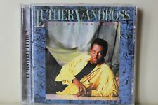 Luther Vandross - Give Me The Reason CD 2008 Royal Mail 1st Class FAST & FREE