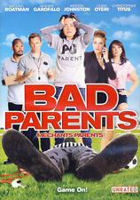 BAD PARENTS (BILINGUAL) (DVD)