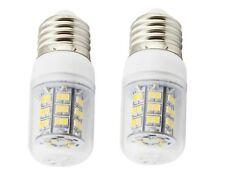 Uniox 2 Pack LED Light Bulbs Solar Power 12V - 24 Volt E26 4 Watt 360 Lumens 48p