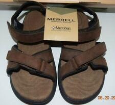 Merrell Topo Sahara Boys Sandal 30125 ~ Chocolate 6.0 M US