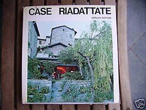 CASE RIADATTATE, gorlich 1971