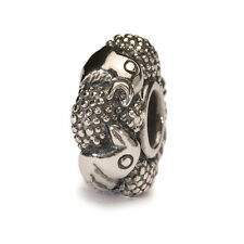 Authentic Trollbeads Silver Paradise Birds 11518
