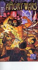 Amory Wars Vol 1 1 $3.99 Coheed Cambria cover C sanchez