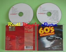 CD 60'S COLLECTION compilation 2007 SANTANA DONOVAN JOHNNY CASH (C23) no mc lp