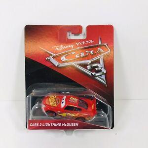 Disney Pixar Cars 3 Lightning McQueen Vehicle Rusteze 95 New In Package