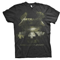 Metallica Master Of Puppets Distressed Shirt S-XXL Official T-Shirt New