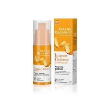 20% off! Avalon Organics Intense Defence Vitamin C Facial Serum 30mL