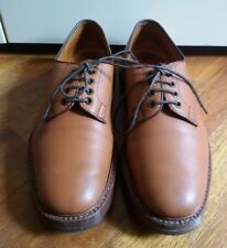 Tricker's 7278 for De Paz men's leather derby shoes UK Size 8,5 (Wide Fit 6)