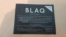 BLAQ Hyaluronic Acid Eye Mask
