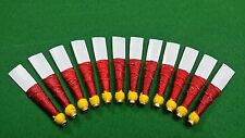 CC New Bagpipes Practice Chanter Syntactic Reeds/Practice Chanter Reeds 12 Piece